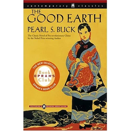 an analysis of the book the good earth written by pearl s buck Lit analysis of the good earth by pearl s buck free essays, term papers and book reports thousands of papers to select from all free.