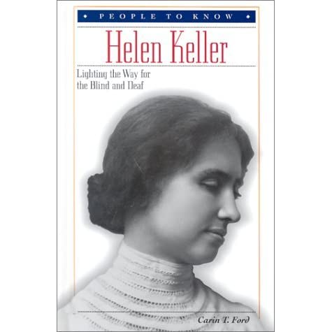 Write a bio sketch of helen keller