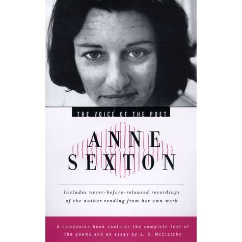 an analysis of the works by anne sexton an american poet