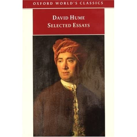 Selected Essays of David Hume