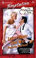 Love's Funny That Way (Harlequin Temptation, No 812)