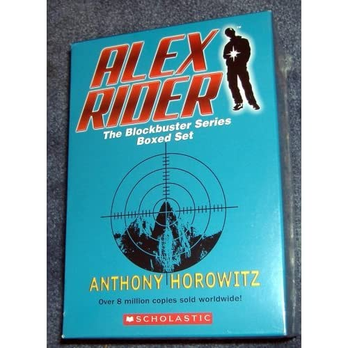 Alex Rider Series Collection Paperback Set     by Anthony Horowitz Brand  New              eBay