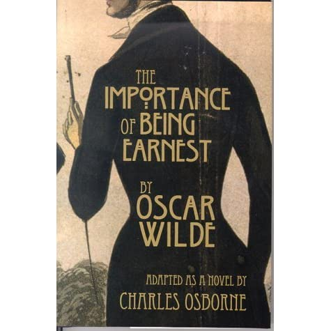 an analysis of humor and satire in the importance of being earnest a play by oscar wilde