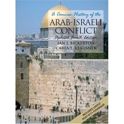 the arab israeli conflict book pdf