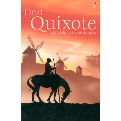 exploring the message in the story of don quixote Follow the footsteps of don quixote  the two statues at the entrance are the story's two main characters: don quixote and you can start exploring the city.