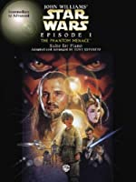 Star Wars Episode I the Phantom Menace Suite for Piano: Piano Solo