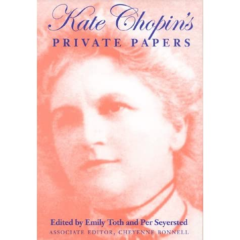 an essay on a respectable woman by kate chopin Kate chopin's the story of an hour: irony & analysis you are here: louise is said to not hear the story as many women have heard the same rather, she accepts it and goes to her room to be alone mckinley on essay.