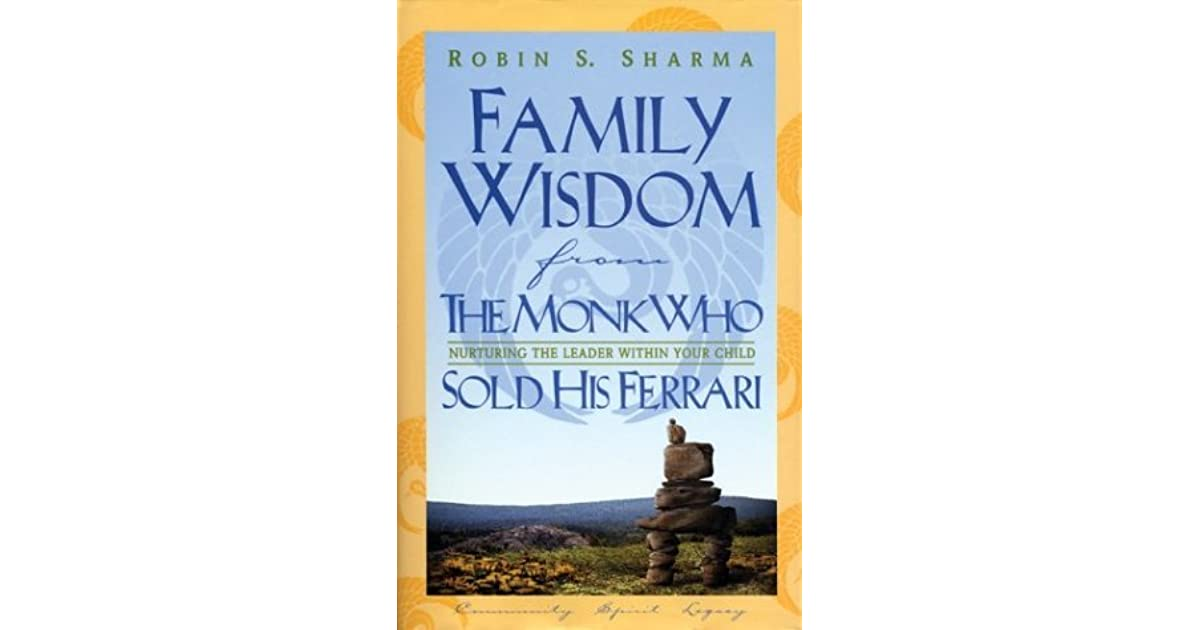 Review On The Monk Who Sold His Ferrari Sample Essays