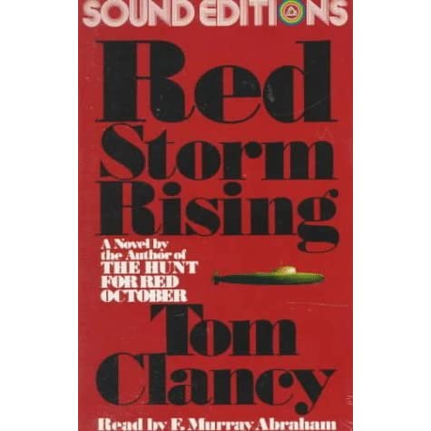 an analysis of red storm rising by tom clancy Written by tom clancy, narrated by michael prichard download the app and start listening to red storm rising today - free with a 30 day trial keep your audiobook.