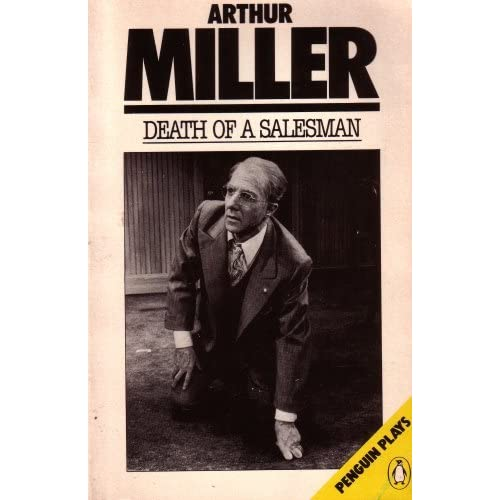 book review about the death of a salesman Death of a salesman (arthur miller) at booksamillioncom the tragedy of a typical american--a salesman who at the age of sixty-three is faced with what he cannot face defeat and disillusionment.
