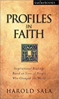 Profiles In Faith: Inspirational Readings Based On Lives Of People Who Changed The World (Value Book Ser)
