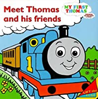 Meet Thomas and His Friends (My Frst Thomas Lft-the-Flp Brd)