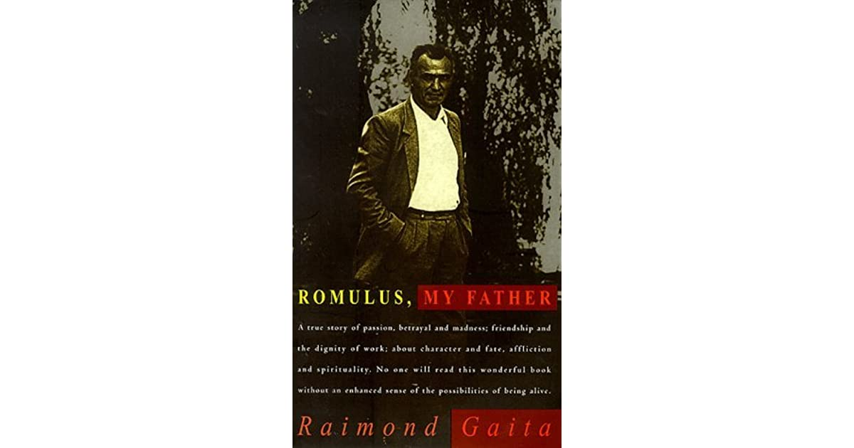Romulus my father essay help