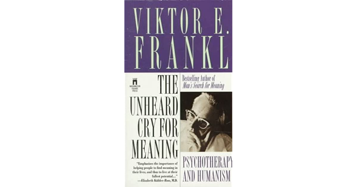 mans search for meaning essay prompts A book man's search for meaning by victor frankl is an interesting reading, which allows to revalue own life and to change existed situation in it to better side.