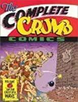 "The Complete Crumb Comics: ""On the Crest of a Wave"""