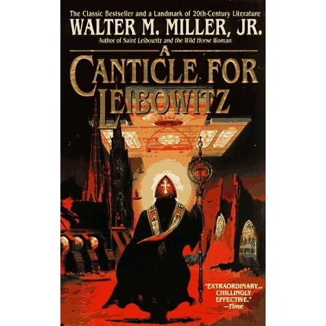 an analysis of the book a canticle for leibowitz by walter miller Download and keep this book for free with a 30 day publisher's summary walter miller's canticle for leibowitz stands as tall as anything produced by arthur c.