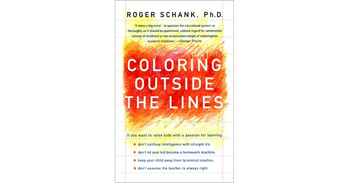 Coloring Outside The Lines Raising A Smarter Kid By