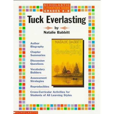Tuck Everlasting Study Guide from LitCharts | The creators ...