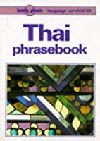 Lonely Planet Language Survival Kit: Thai Phrasebook
