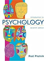 Introduction to Psychology [with Infotrac]