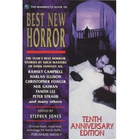 Best New Horror 2 Mammoth Book of Best New Horror