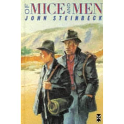 book review of mice and men Of mice and men may be one of the only texts that current  for the theatrical  version to stand separate to his world-renowned book, but my.
