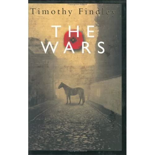 Review of timothy findleys novel the wars