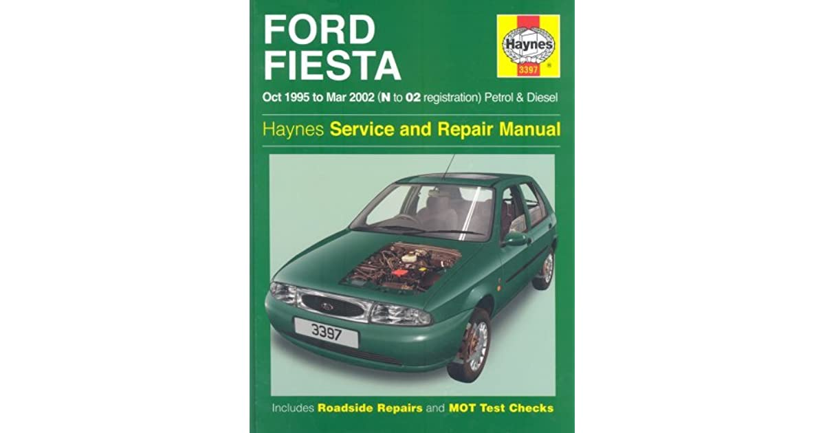 ford fiesta service and repair manual petrol and diesel. Black Bedroom Furniture Sets. Home Design Ideas