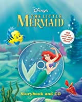 The Little Mermaid: Storybook and CD