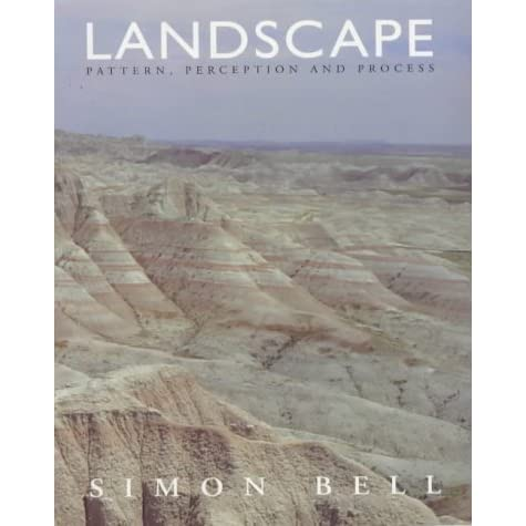 elements of visual design in the landscape simon bell pdf