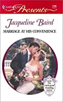 Marriage at His Convenience (Wedlocked) (Presents, 2196)