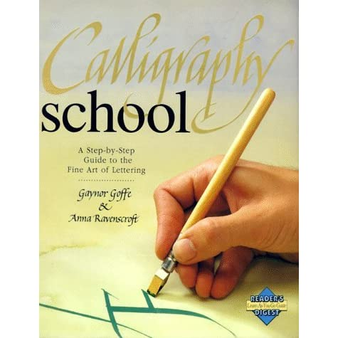 Calligraphy School By Reader 39 S Digest Association