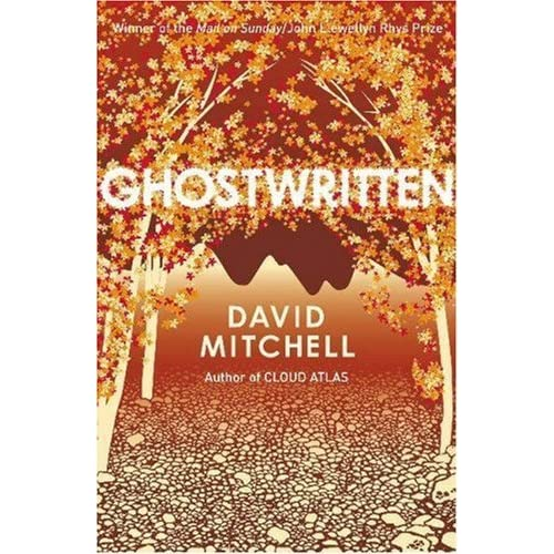 Ghostwritten by David Mitchell — Reviews, Discussion ...