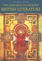 The Longman Anthology of British Literature, Volumes 1a, 1b & 1c Package: Middle Ages to the Restoration and the 18th Century