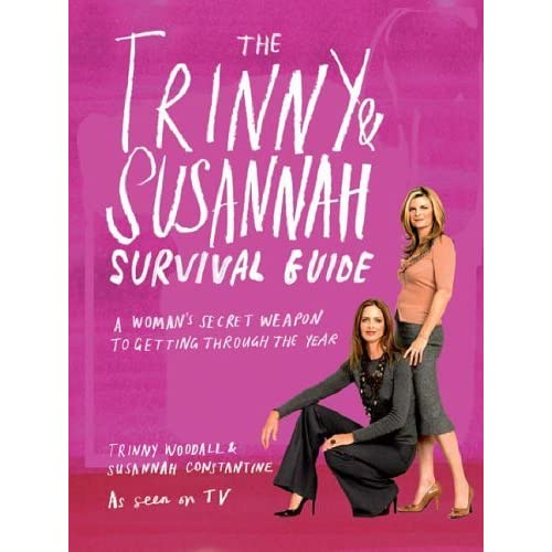 trinny and susannah the survival guide a woman s secret Travel Guide Book get through guides acca books free download