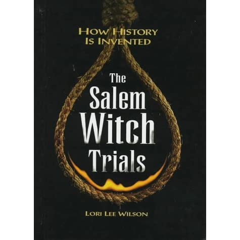 A Brief History of the Salem Witch Trials