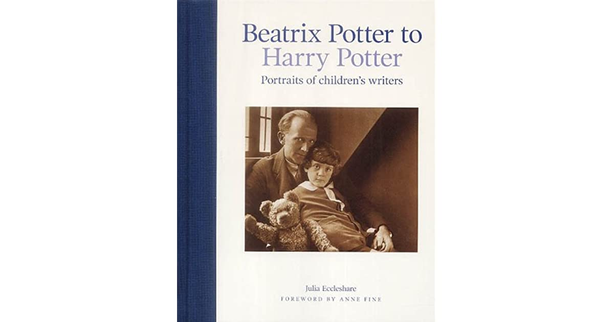 Harry Potter Book Goodreads ~ Beatrix potter to harry portraits of children s