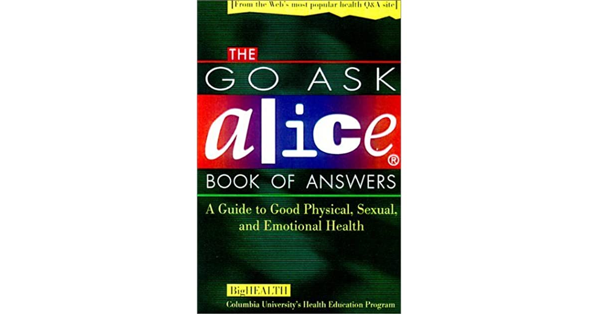 In Go Ask Alice Study Guide Answers - pdfsdocuments2.com