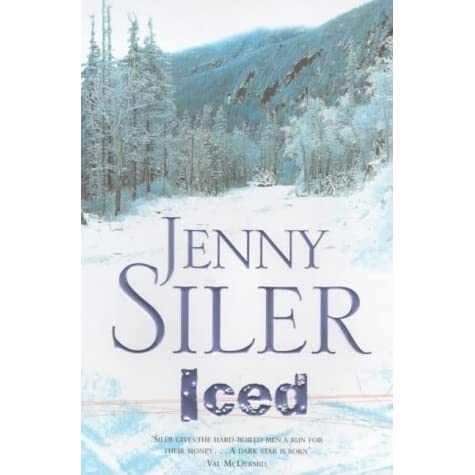 Iced by Jenny Siler (2001, Hardcover, Revised)8