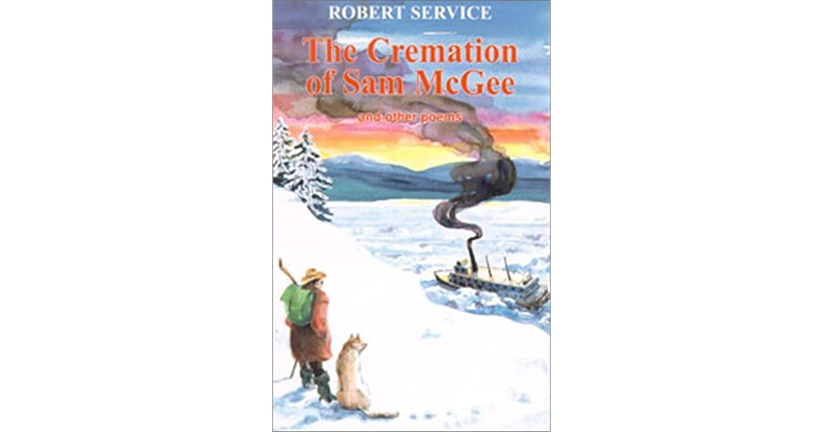 the cremation of sam mcgee pdf