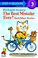 Best Mistake Ever! and Other Stories, The (Step into reading)