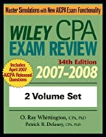 Wiley CPA Examination Review 2007-2008, Set