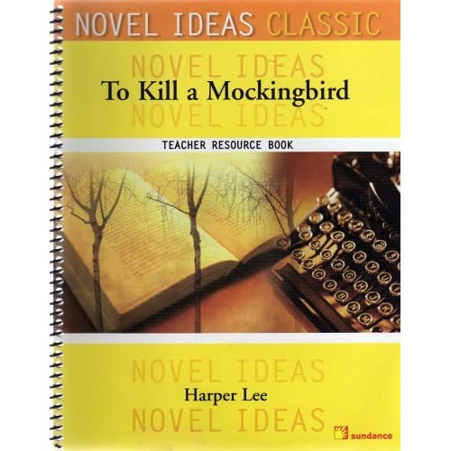 an analysis of scouts development in harper lees book to kill a mockingbird Atticus was right one time he said  — spoken by atticus finch in harper lee's to kill a mockingbird  the book like alabama in the 1930s, tennessee in.