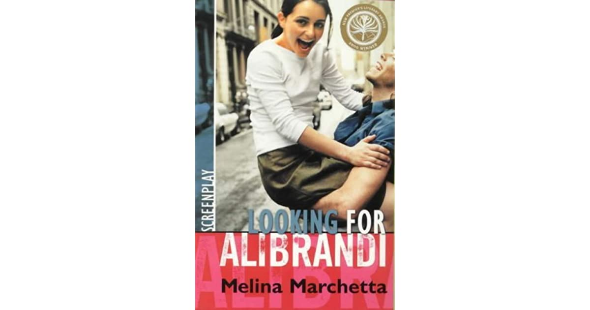 "a literary analysis of looking for alibrandi by melina marchetta Looking for alibrandi essay the novel ""looking for alibrandi"" by melina marchetta is a perfect representation of how psychoanalytic analysis of looking."