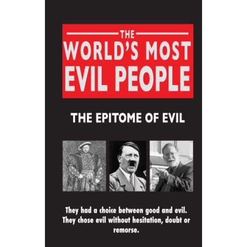 good and evil people in literature Furthermore, most people agree that humans can tell the difference between good and evil with this knowledge, our human nature is to be good this is present when we help others because of our natural sympathetic reaction.