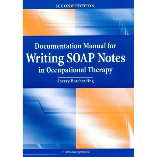 SOAP Note Format for Mental Health Counselors