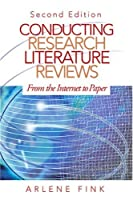 Conducting Research Literature Reviews: From the Internet to Paper