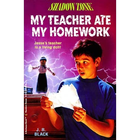 alien ate my homework