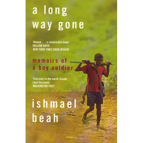 Authors purpose for writing a long way gone memoirs