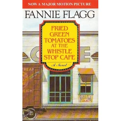 fried green tomatoes at the whistle stop cafe essay questions Fried green tomatoes starts when  also owned a cafe near  evelyn finds cathartic help in the stories of mrs threadgoode about life in whistle stop.